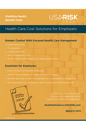 Health Care Cost Solutions